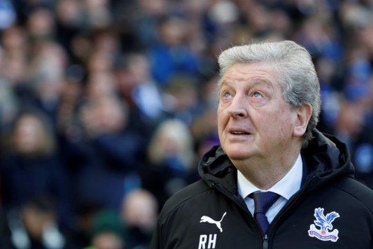 Hodgson bangga disiplin pemain Palace setelah tumbangkan Fulham