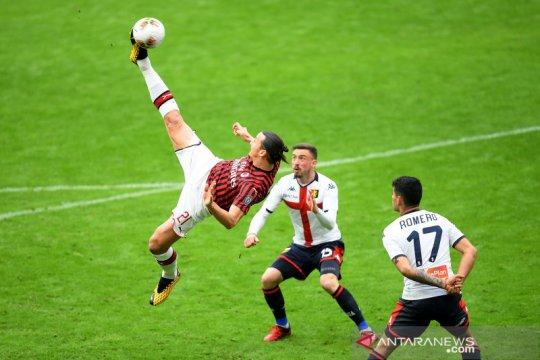 Serie A resmi dihentikan sementara akibat krisis corona di Italia