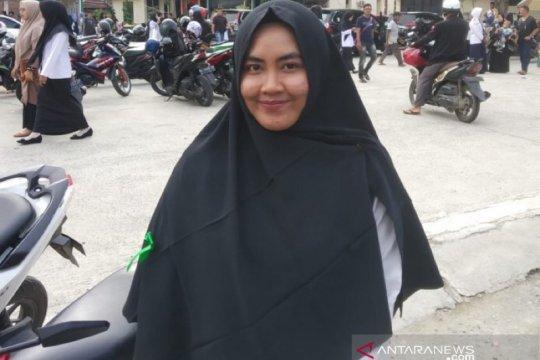 Latifa raih nilai SKD tertinggi formasi CPNS Kemenag Aceh