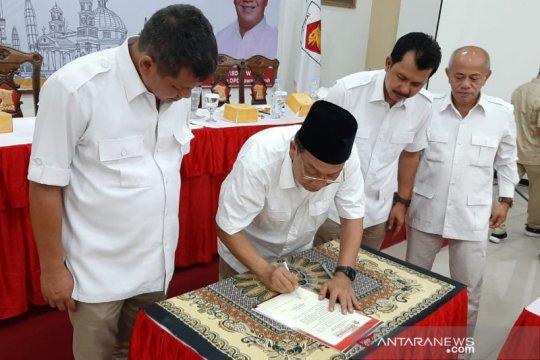 Gerindra Jateng usulkan Prabowo Subianto kembali jadi ketua umum