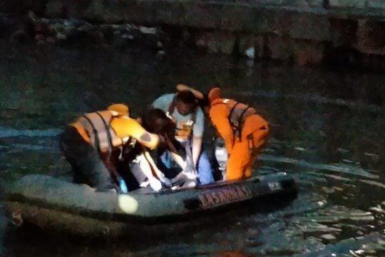 Bocah 9 tahun yang tenggelam di Ciliwung telah ditemukan