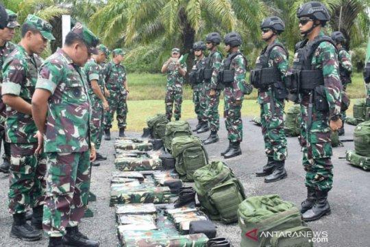 Personel Satgas Pamtas RI-Malaysia disiapkan jadi tenaga pendidik