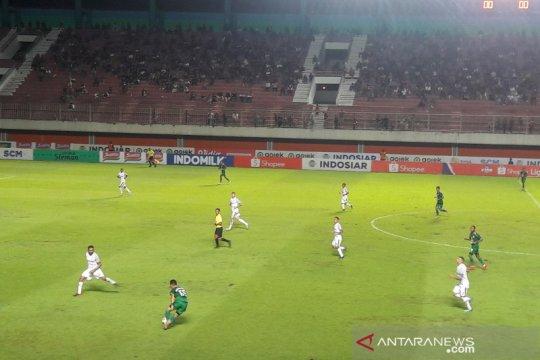 PSS Sleman tahan imbang Tira-Persikabo 0-0