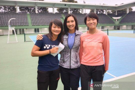 Kompetisi-kompetisi dibatalkan, Aldila tetap rutin berlatih tenis