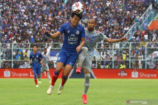 Hasil dan klasemen Liga 1: Persib sempurna berkat pecundangi Arema FC