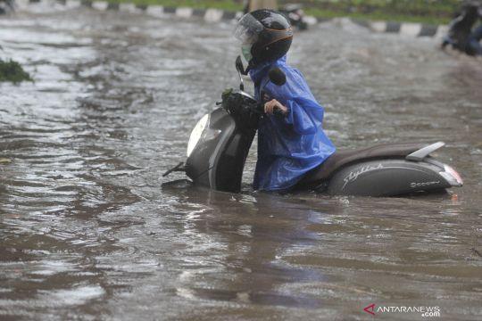 Banjir merendam Denpasar