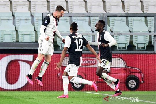 Klasemen Liga Italia setelah Juve rebut kembali pucuk klasemen