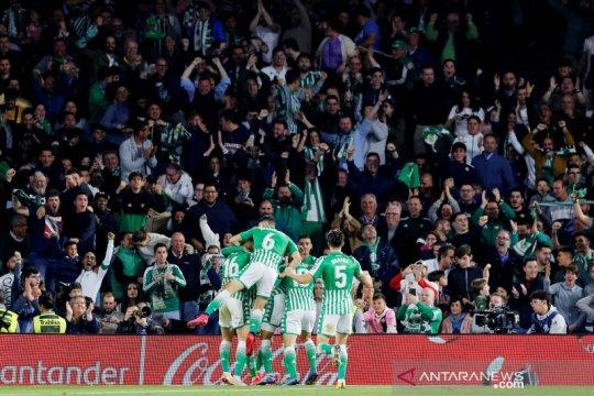 Spanyol pertimbangkan kehadiran suporter di stadion sepak bola