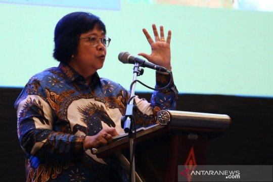 Menteri LHK minta Dinas LH kritis beri catatan ke kepala daerah