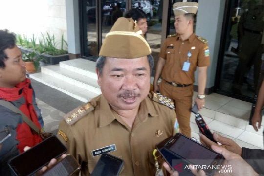 Bupati: Warga Garut yang dirujuk ke Bandung belum tentu Corona