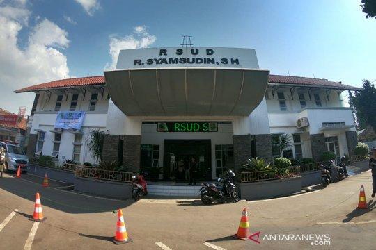 RSUD Bunut Sukabumi kembali isolasi seorang warga