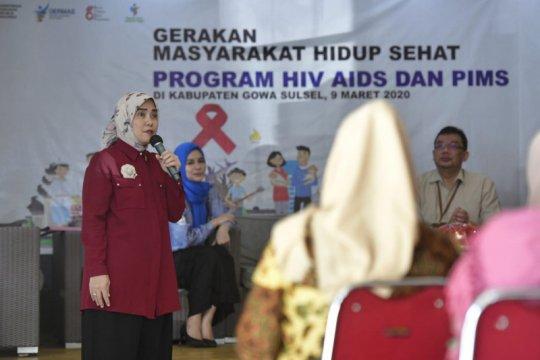 Anggota DPR RI kumpulkan kader Posyandu bahas corona dan HIV