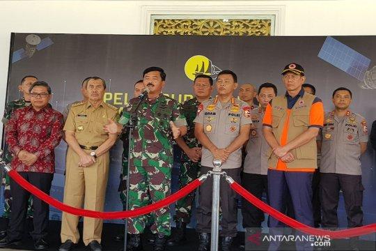 Dashboard Lancang Kuning Nusantara jadi rujukan penanganan karhutla