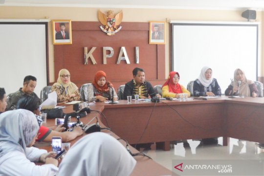 KPAI: Anak saksi kasus remaja bunuh anak juga perlu perhatian