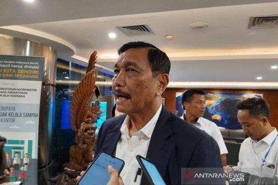 Luhut pastikan lahan untuk kawasan Borobudur sudah finalisasi