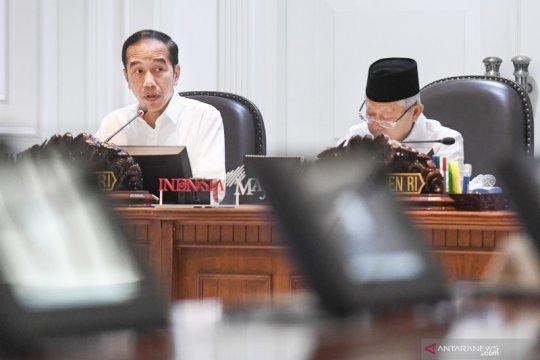 Presiden Jokowi beberkan langkah capai target penurunan gas rumah kaca