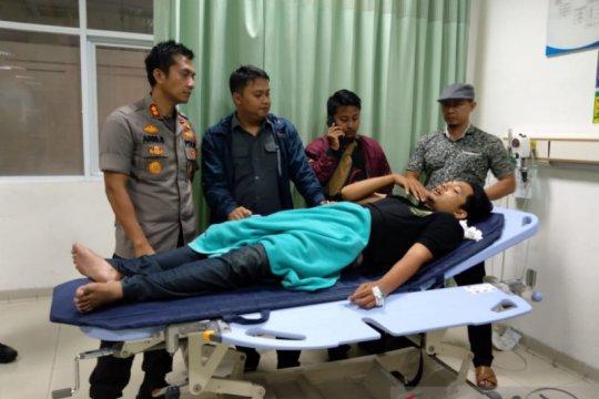 6 aktivis PMII Jember dilarikan ke RS akibat bentrokan saat demo