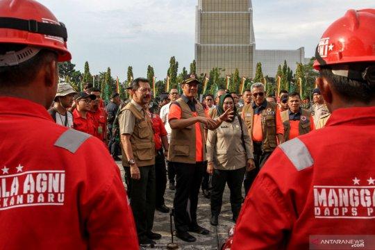 Apel Siaga Karhutla Riau 2020
