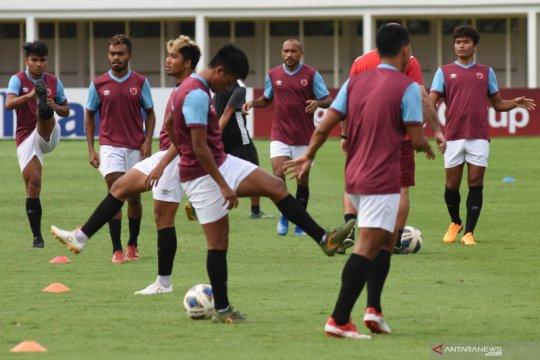 Latihan PSM Makassar