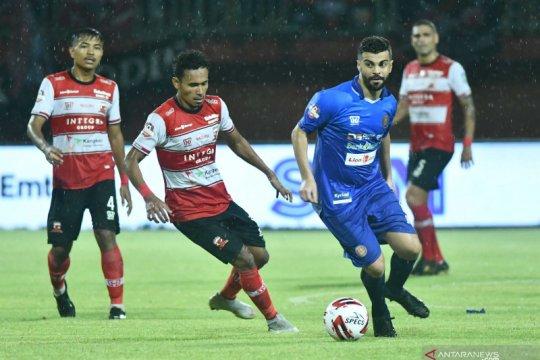 Madura United usul PSSI gelar Liga U-20 ketimbang regulasi di Liga 1