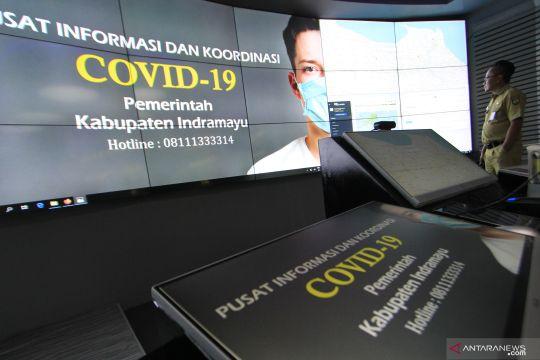 Pasien positif pertama COVID-19 Indramayu mulai membaik