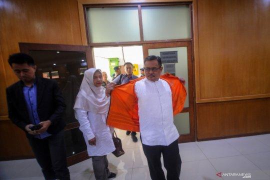 Sidang perdana Bupati Indramayu