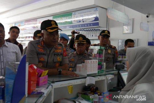Stok masker sebagian besar apotek di Cianjur kosong