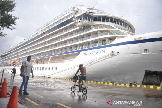 Viking Sun tambah 107 orang wisatawan di Bali