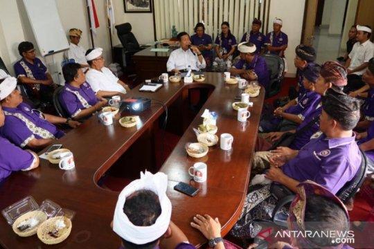 Resah pariwisata Bali turun akibat COVID-19, serikat pekerja temui DPD