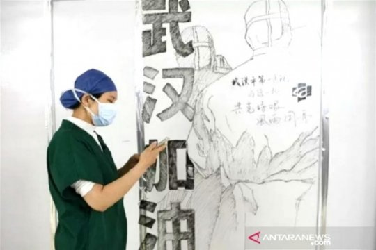 Disneyland Shanghai buka lagi, 14 rumah sakit sementara Wuhan tutup