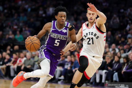 NBA: Toronto Raptors kalahkan Sacramento Kings