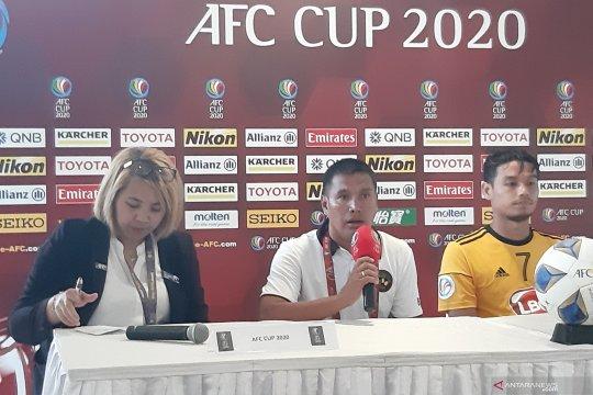 Komentar pelatih Kaya FC-Iloilo setelah lawan PSM