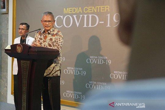 Pemerintah jelaskan kesiapsiagaan sejumlah provinsi tangani COVID-19