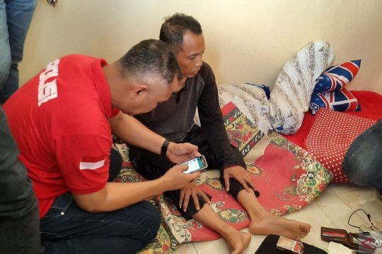 Tiga pengguna narkoba ditangkap polisi di Jakarta Selatan
