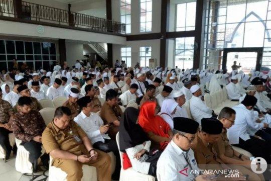 260 calon jamaah haji Tanjungpinang lakukan proses administrasi