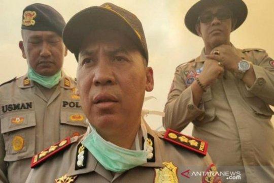 Polres Aceh Jaya amankan tiga warga terkait karhutla