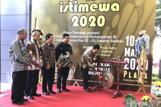 Industri kerajinan Yogyakarta disebut tak terdampak corona