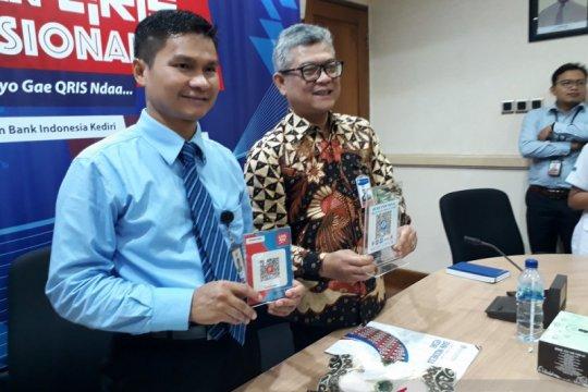 BI Kediri selenggarakan millenial community dalam Pekan QRIS Nasional