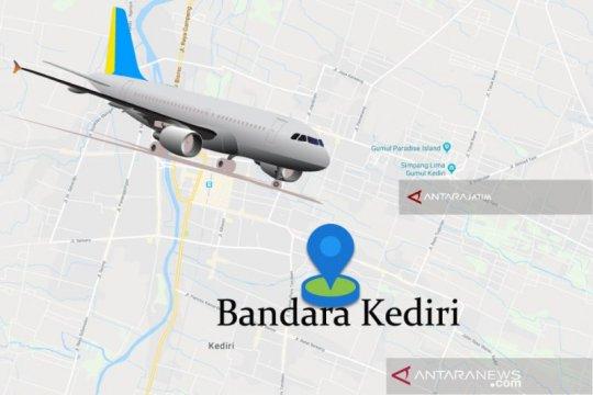AP I: Desain Bandara Kediri mampu didarati pesawat berbadan besar