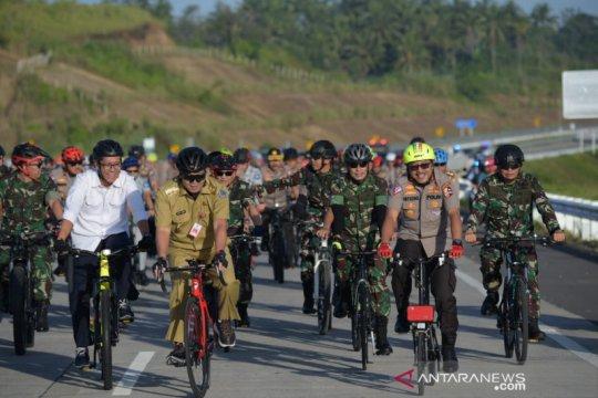Kakorlantas berharap Tol Manado-Bitung tingkatkan budaya keselamatan
