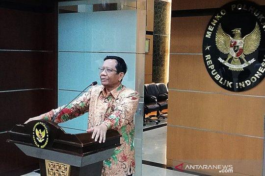 Mahfud undang Polri dan TNI bahas Papua pada Selasa