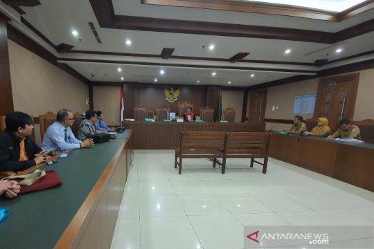 Hakim sakit, gugatan banjir Jakarta ditunda hingga minggu depan