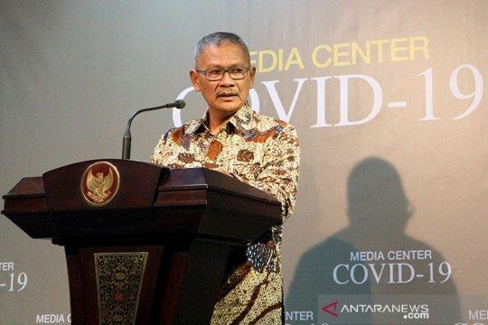 Total 27 orang positif COVID-19 di Indonesia