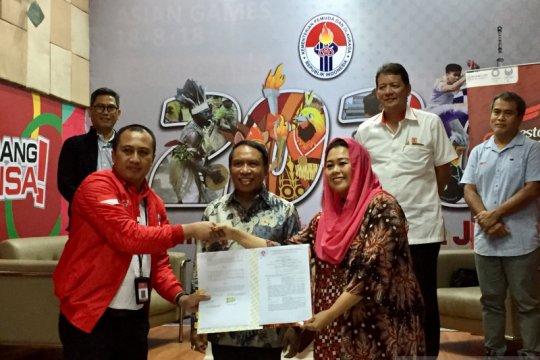 FPTI, PSOI, dan NPC Indonesia teken MoU Pelatnas 2020
