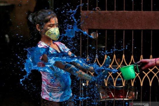 Sepuluh WNI diduga terinfeksi COVID-19 di India
