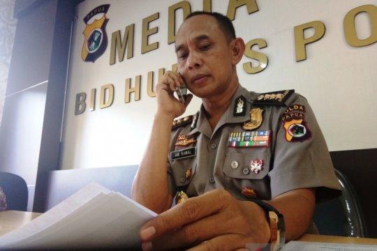 Polisi Waropen kantongi identitas 32 pelaku pengrusakan kantor bupati