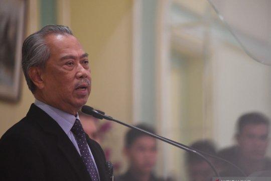 Kabinet Perikatan Nasional dilantik Raja Malaysia