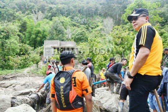 Diterjang banjir, 1.000 KK warga Poso-Sulteng mengungsi