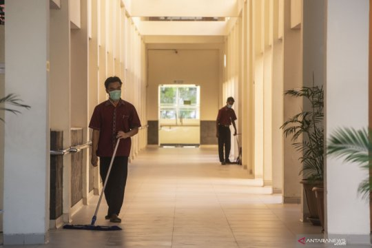 RSPI Sulianti Saroso layani 2.850 pasien ODP