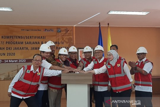 PNJ susun 15 skema sertifikasi kompetensi nasional bidang konstruksi
